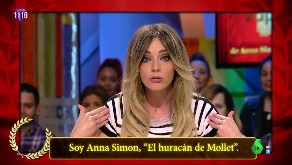 """El surrealista mensaje institucional de Anna Simon con el que los ingleses """"tienen que estar acojonados perdidos"""""""