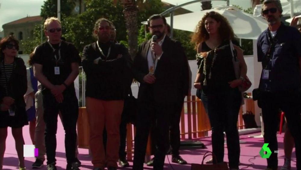 Cannes y Benicio del Toro se suman a las protestas por la masacre de Israel en Gaza