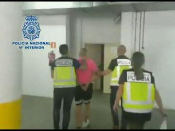 presuntos agresores de los guardias civiles en Algeciras