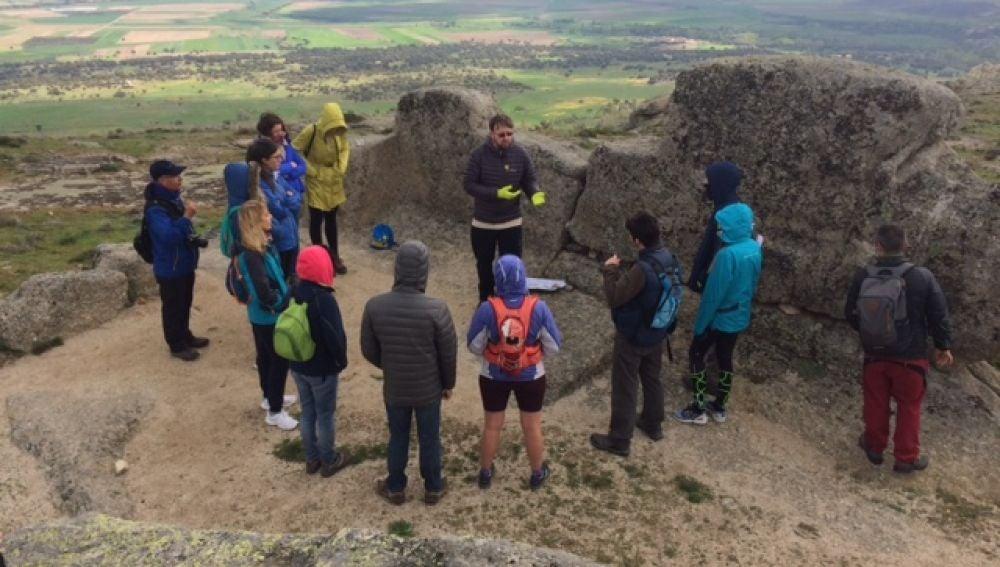 Como lograr que 10.000 personas dediquen su finde a la geologia