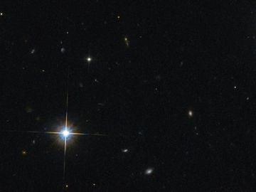 El agujero negro supermasivo QSO SMSS J215728.21-360215.1 se encuentra a 12.000 millones de años luz