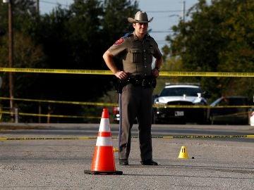 Policía Texas