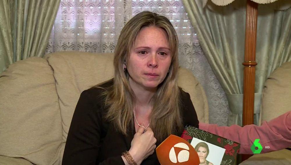 """El dolor de la madre de María del Mar, la joven asesinada en Las Gabias: """"No fue un arrebato, estaba planificado"""""""