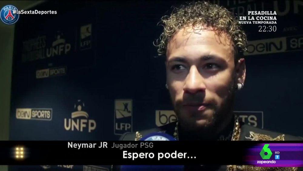 Las 'verdaderas' declaraciones de Neymar que confirmarían que se viene a Madrid