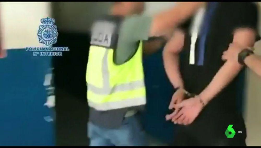 Así detuvieron a los presuntos agresores de los guardias civiles en Algeciras