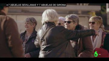 'Bienvenidas al Norte y Bienvenidas al Sur', el nuevo programa dónde siete abuelas catalanas y siete abuelas andaluzas comparten casa