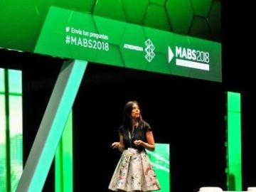 Silvia Leal en el MABS2018