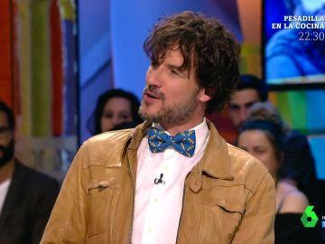 El actor Daniel Grao visita Zapeando