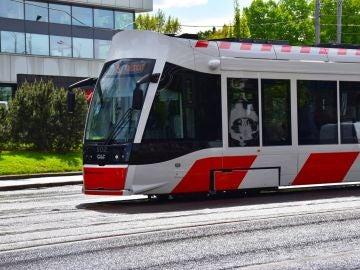 Transporte Público Tallín