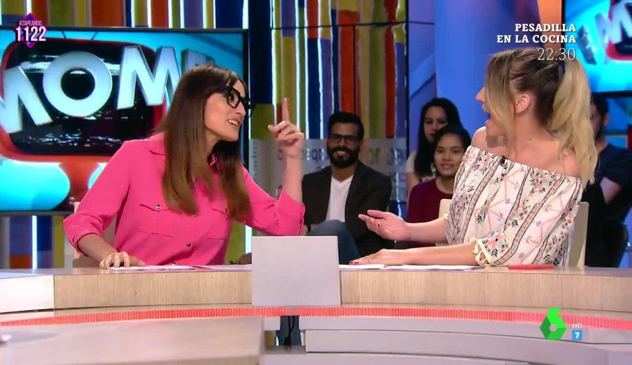 Ana Morgade rompe con su amistad con Anna Simon por un 'zasca'