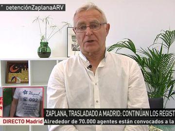 Joan Ribó, en Al Rojo Vivo