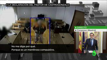 """El padre del menor acusado de asesinar a Leticia Rosino asegura que su hijo es un """"mentiroso compulsivo"""""""