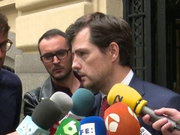 El abogado de Luis Bárcenas