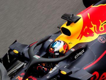 Ricciardo domina los libres 2 en Mónaco