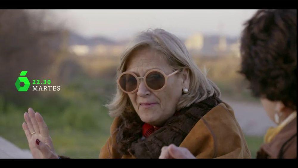 """La andaluza María Antonia conoce el significado de los lazos amarillos: """"¿No te parece un poco cutre?"""""""