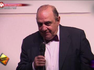 El emotivo homenaje de El Hormiguero al doctor Román