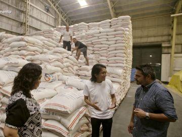 Jalis de la Serna en Enviado especial: la semilla que alimenta al mundo