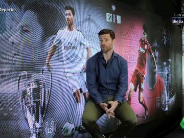 """Xabi Alonso: """"A Zidane no se le está valorando lo suficiente"""""""