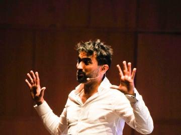 Ángel López, en el MABS 2018