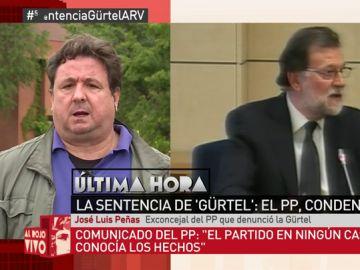 José Luis Peñas, exconcejal del PP
