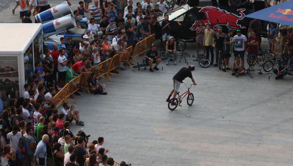 Riders en el Festival de O Marisquiño