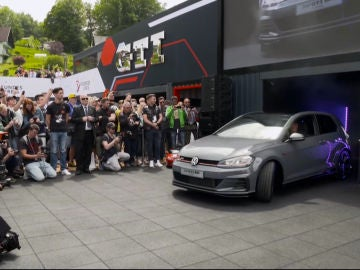Golf GTI TCR Concept
