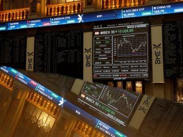 La bolsa española subía el 0,29% un cuarto de hora después de la apertura y recuperaba el nivel de los 10.000 puntos impulsada por el avance de la mayoría de los grandes valores y de las plazas europeas