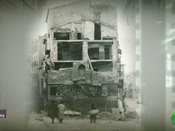 Las 160 bombas de Alcañiz, o los dos minutos de horror marcaron para siempre la historia de Teruel en 1938
