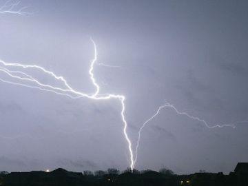 Las tormentas dejaron en Ciudad Real más de 40 litros por metro cuadrado