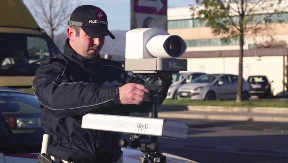 Radar Autovelox 106