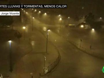 Emergencias de la Comunidad de Madrid realiza más de 100 intervenciones debido al mal tiempo