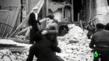 """El """"martilleo diluido en el tiempo"""", la expresión con la que Mussolini mató a más de 1.000 personas en Barcelona"""