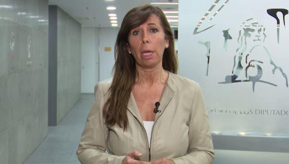 """Dice Sánchez Camacho que el PP """"no ha sido condenado por corrupción"""""""