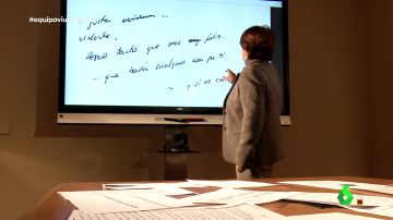 """Una psicóloga analiza las cartas de Maje y Salvador, su amante: """"Él es dócil; ella miente muy bien, no tiene pudor"""""""