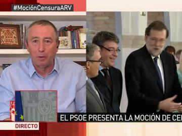 Joan Baldoví, en Al Rojo Vivo