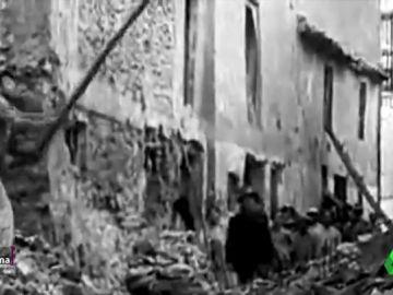 """""""Lo de Gernika fue una burrada, pero lo de Cabra fue otra"""": el crimen de la aviación republicana y los otros bombardeos de 'los rojos'"""