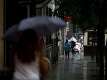 Alerta por lluvia y fuertes tormentas en 24 provincias de diez comunidades en España