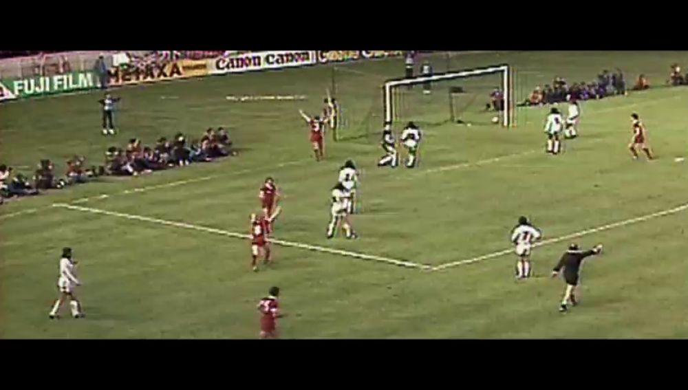 Los protagonistas de la final de 1981 rememoran la derrota ante el Liverpool: