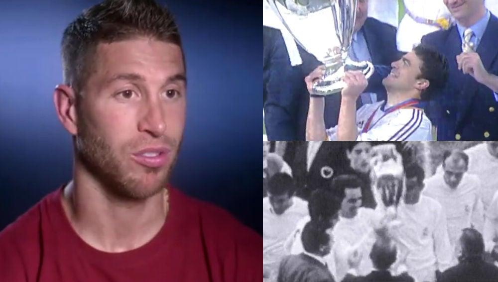 Sergio Ramos habla del idilio del Madrid en Champions