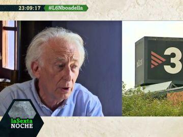 """Boadella, sobre la censura en TVE y TV3: """"Hay diferencias. TV3 llega a ser golpista en ciertos momentos"""""""