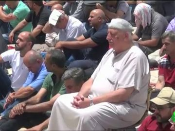 Jerusalén se rodea de fuertes medidas de seguridad para afrontar el segundo viernes de Ramadán