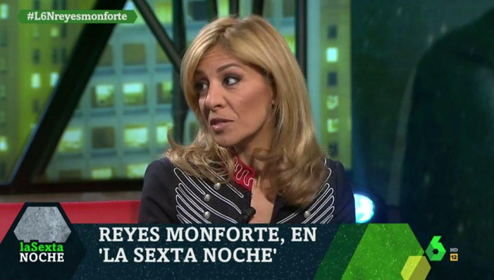 """Reyes Monforte: """"Las consideraciones del juez discrepante de 'La Manada' hacen un flaco favor a las mujeres y a la sociedad"""""""