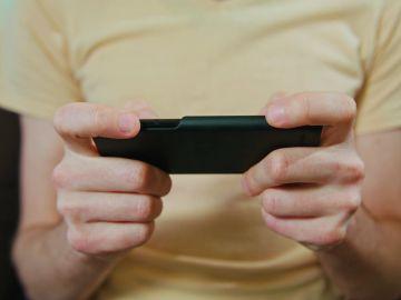 Jugando en móviles