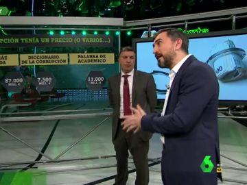 """Ignacio Escolar: """"El argumentario de Moncloa habla de lo que cuesta la moción de censura, ¿y lo que cuesta la corrupción cuánto es?"""""""