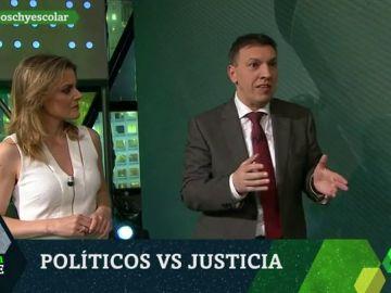 """Joaquim Bosch: """"Catalá es la persona menos indicada de España para hablar de un juez. Debería callarse y dar medios a la justicia"""""""