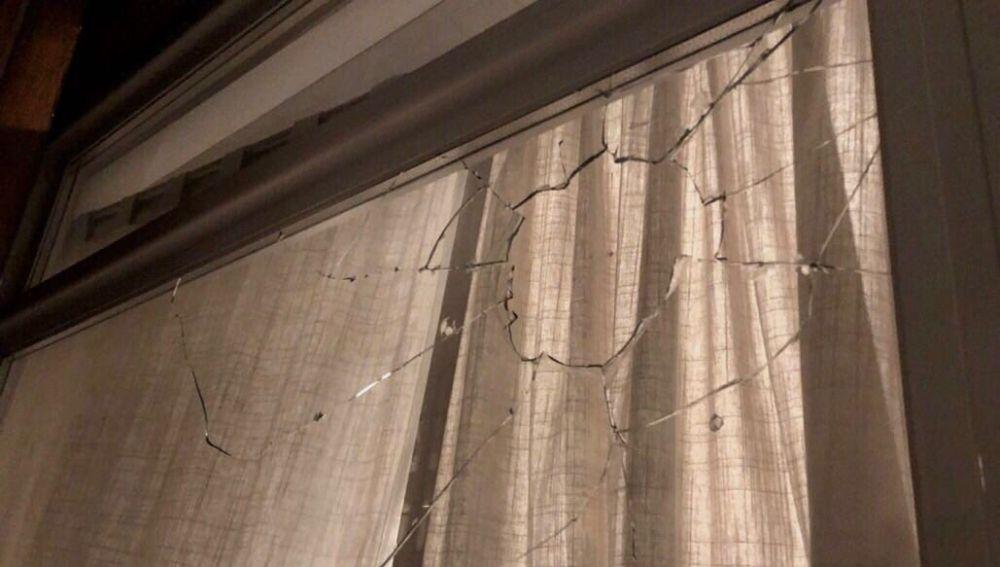 Ataque a la casa de un concejal de Ciudadanos Sitges