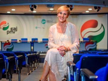 Itxaso Atutxa, presidenta del PNV de Bizkao
