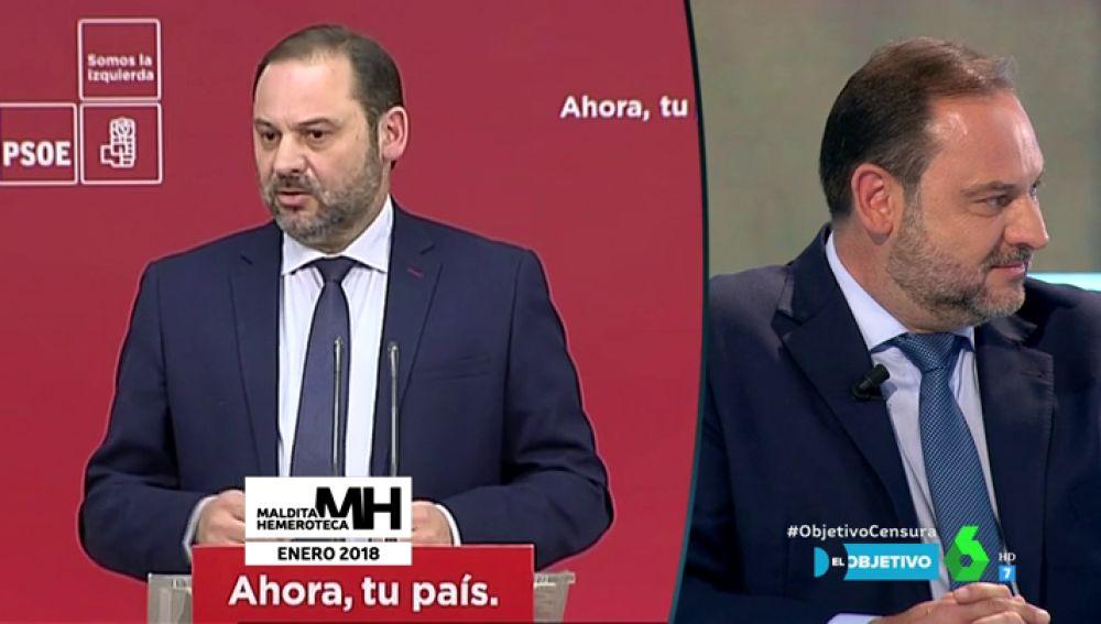 Maldita Hemeroteca de José Luis Ábalos
