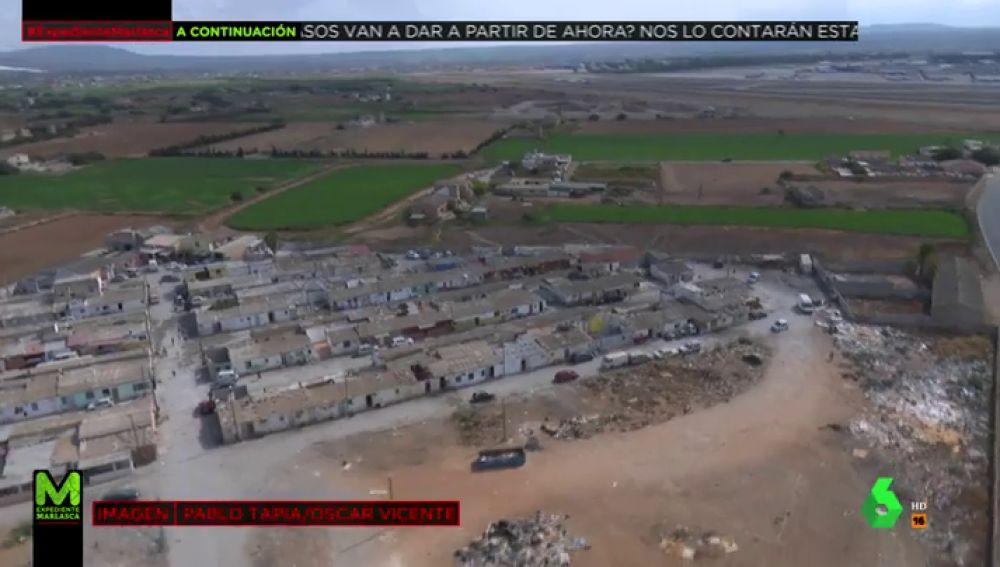 Los vecinos de Son Banya piden seguir viviendo en sus casas