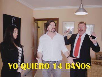 Fragmento de la canción 'Mayores', de Los Morancos